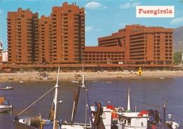 Postcard Fuengirola Complex Las Palmeras [ Hotel ] My Ref  B22613 - Hotels & Restaurants