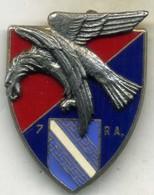 Insigne 7é Rgt D Artillerie___delsart - Army