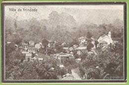 S. Tomé E Princípe - Vila Da Trindade - Sao Tome And Principe