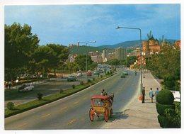 Espagne--PALMA DE MAJORCA --Paseo Maritimo (animée,attelage) - Palma De Mallorca