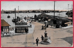 CPA Post Card PORTSMOUTH Hampshire - GOSPORT & PORTSMOUTH FERRY ° M. & Co. - Portsmouth