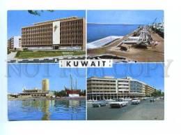 179283 Kuwait Views Old Photo Postcard - Kuwait