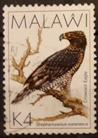 MALAWI 1988 Birds. USADO - USED. - Malawi (1964-...)