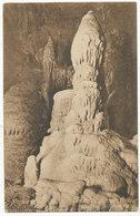 "Marble Column ""Soloman's Temple"", Gough's Caves, Cheddar, 1915 Postcard - Cheddar"