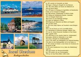 73234195 Insel_Usedom Seebruecke Muehle Koserow Seebad Ahlbeck Heringsdorf Zinno - Usedom