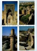 182247 Azerbaijan Baku Palace Of Shirvan Shahs Set Of 13 PC - Azerbaïjan