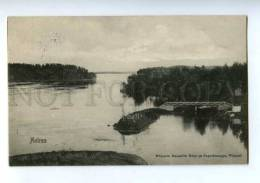 183147 RUSSIA Kamennogorsk Vuoksa Vybog ANTREA Vintage Hanson - Rusland