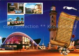 73234192 Warnemuende_Ostseebad Konzerthalle Strand Hafen Chronik Warnemuende_Ost - Rostock