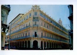190379 CUBA HAVANA Hotel Plaza Vintage Photo Postcard - Cuba
