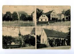 191172 POLAND GRUSS Aus BAUSCHWITZ Vintage Postcard - Pologne