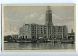 192217 Uruguay MONTOVIDEO Edificio Aduana Vintage Photo - Uruguay