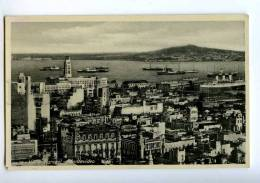 192218 Uruguay MONTOVIDEO Ships Port Vintage Photo Postcard - Uruguay