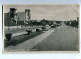 192219 Uruguay MONTOVIDEO Artigas Boulevard Vintage Photo - Uruguay