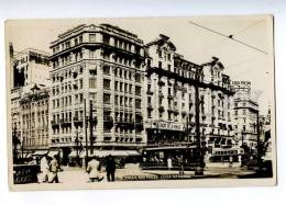 192409 BRAZIL SAO PAULO Praca Patriarca Vintage Photo Postcard - São Paulo