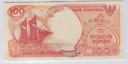INDONESIA 127a 1992 100 Rupiah UNC - Indonesia