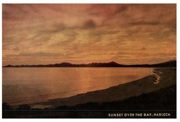 (234) UK - Harlech Bay Sunset - Pays De Galles