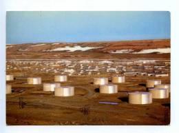 196038 Greenland GRONLAND Thule Air Base Photo Polar Postcard - Greenland