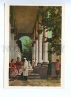 200730 Kazakhstan Alma-Ata City Hospital Old Postcard - Kazakhstan