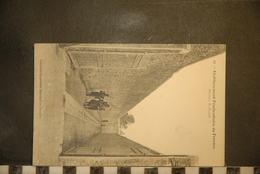 CP, 94, FRESNES, Etablissement Pénitentiaire De Fresnes Chemin De Ronde,  Les Gardiens De La Prison Avec Armes - Fresnes