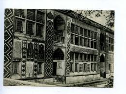 199714 Azerbaijan Nuha Palace Of Sheki Khans Old Postcard - Azerbaïjan