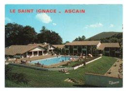 GF (64) 342, Ascain, Thouand 5014, Village Vacances Club, Le Saint Ignace - Ascain