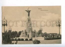 203012 ESTONIA REVAL TALLINN Rusalka Monument Vintage Postcard - Estonia