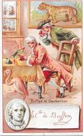 CHROMO CHICOREE Extra A LA BELLE JARDINIERE C BERIOT à LILLE - LE Comte DE BUFFON - BARA1 - - Other