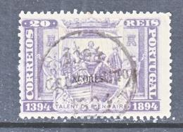 Azores  68   (o) - Açores
