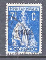 Azores  189     (o)  1919  ISSUE  PERF.  15 X 14 - Açores
