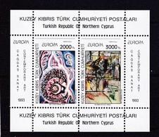 Europa Cept, Türkisch-Zypern, Block 12** (K 2919) - Europa-CEPT