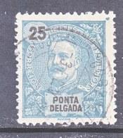 PONTO  DELGADA  19   (o) - Ponta Delgada