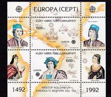 Europa Cept, Türkisch-Zypern, Block 10** (K 2925) - Europa-CEPT