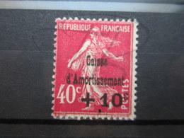 VEND BEAU TIMBRE DE FRANCE N° 266 , X !!! - France