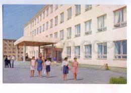 202074 Kazakhstan Ust-Kamenogorsk Oskemen Pedagogical Institut - Kazakhstan