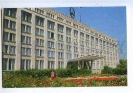 202079 Kazakhstan Ust-Kamenogorsk Oskemen House Of Soviets Old - Kazakhstan