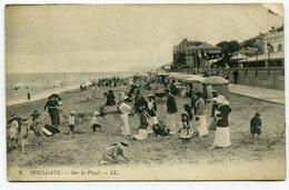 CPA - Carte Postale - France - Houlgate - Sur La Plage (CP3348) - Houlgate