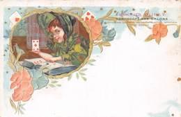 Horoscope Des Salons - Biscuits Olibet - Tarot Cartomancie Voyance Cartes - Cartes à Jouer