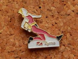 Pin's - COUREUR  ZYMA - Athletics