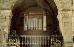 Felletin 23)-Orgue Eglise Saint-Valérie Du Moutier (Edition à Tirage Limité) - Felletin