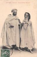 Algérie - Guidzane - Diseuse De Bonne Aventure - Chiromancie - Cartes Postales
