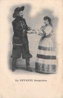 La Voyante Hongroise  - Miloska Et Balsamo - Voyance - Cartes Postales