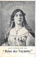 La Sorcière Foska - Souvenir De La Reine Des Voyantes - Voyance - Cartes Postales