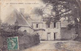 LORIENT - LE CHATEAU DE KEROMAN - Lorient