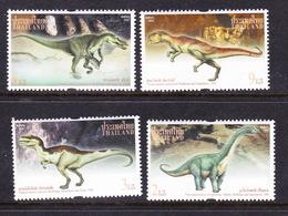 Thailand SG 1968-1971 1997 Dinosaurs,mint Never Hinged - Thailand