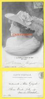 CPA La Coiffure à Travers Les Ages XIV Siècle 1905 Précurseur ( Simi Bromure A B Frères ) - Moda