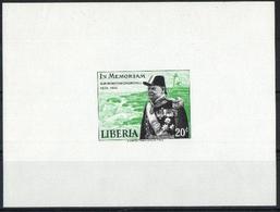 Liberia Sir Winston Churchill (436473) - Sir Winston Churchill