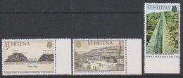 St. Helena 1979 The Inclined Planet 3v ** Mnh (38851B) - Sint-Helena