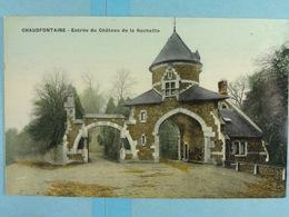 Chaudfontaine Entrée Du Château De La Rochette - Chaudfontaine
