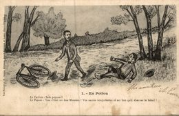 EN POITOU LE CYCLISTE - Francia
