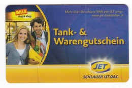 Tank & Warengutschein Gift Leer - Gift Cards